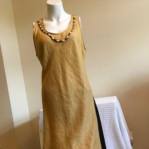 Simple flowy Summer dress by Zara